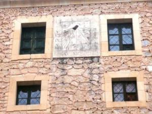 Segovia Alcazar Patio del reloj1