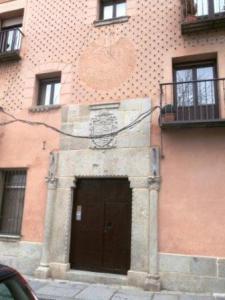 Segovia Calle Marques del Arco1