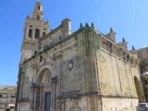 344 Moron de la Frontera Iglesia San Miguelm